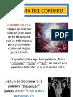 130la Novia Del Cordero 1