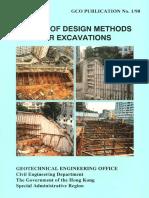 Design Methods for Deep Excavation Review Method.pdf
