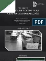 Control de Acceso Presentación 1