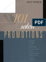 101 Salon Promotions - Oppenheim, Robert