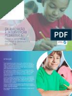 Infografico Da Avaliacao a Intervencao Pedagogica Passo a Passo Para Melhorar o Desempenho Dos Alunos