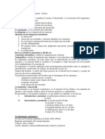 Anatomía Introduccion para Medicina Legal y forense