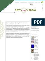 Masaje infantil y Éscaner corporal