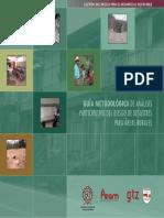 Guia metodologica de analisis participativo del riesgo de desastres para areas rurales.pdf