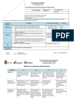 2015 Planeacion Ingles 3ro Bloque II