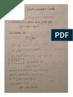 Quiz Ecuaciones