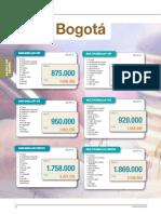 Indices de costos 2018