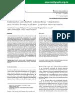 Enfermedad Periodontal y Enfermedades Respiratorias