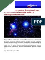 1719 Ontología Lenguaje y Transformaciónv2