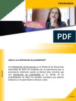 PSID Distribucion de Probabilidad