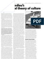 sociological theory of culture