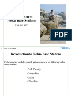 Intro to Nokia Base Stations
