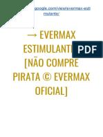 → Evermax DISTRIBUIDORA | [NÃO Compre PIRATEADO! Evermax OFICIAL]