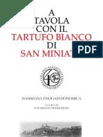 Rassegna Gastronomica Tartufo di San Miniato (PI)