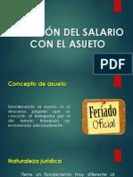 SALARIO CON EL ASUETO