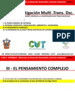Analisis de El Plan Del Metodo de Edgar Morín