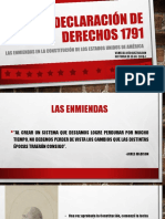 Unidad 4 Bill of Right - Vanessa Vásquez Balbín