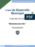 Pueblo Bello Cesar Pd 20122015