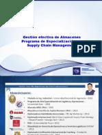 1.1 Recomendaciones Iniciales. Gestión Almacenes.alumNOS- UNI-FIIS