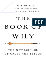 PEARL Etal 2018 the Book of Why