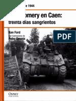 Osprey WWII 24 - Montgomery en Caen