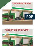 Biodiesel Pump  &  CNG  Pump