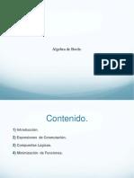 Clase 3 - Algebra de Boole.pdf