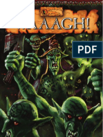 Waaagh!!! - A Guide to Green Skins