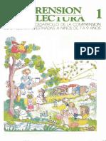 Libro de Comprension Lectora Para Niños