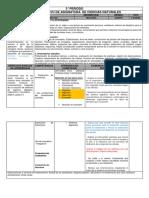 Infome POA biología grado 5° periodo 2