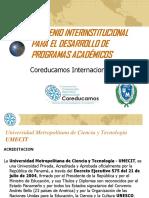 COREDUCAMOS - UMECIT