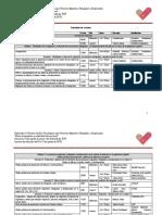 PAP Calendario de Sesiones