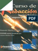 Cursos de Redaccion - Gonzalo Martín Vivaldi