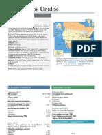 Ficha Tecnica de Estado Unidos - ESPD