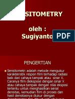 SENSITOMETRY