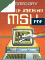 Livro de Jogos em MSX