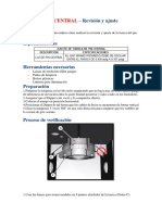 Procedimiento de torqueo tuerca Pin central 7495HR