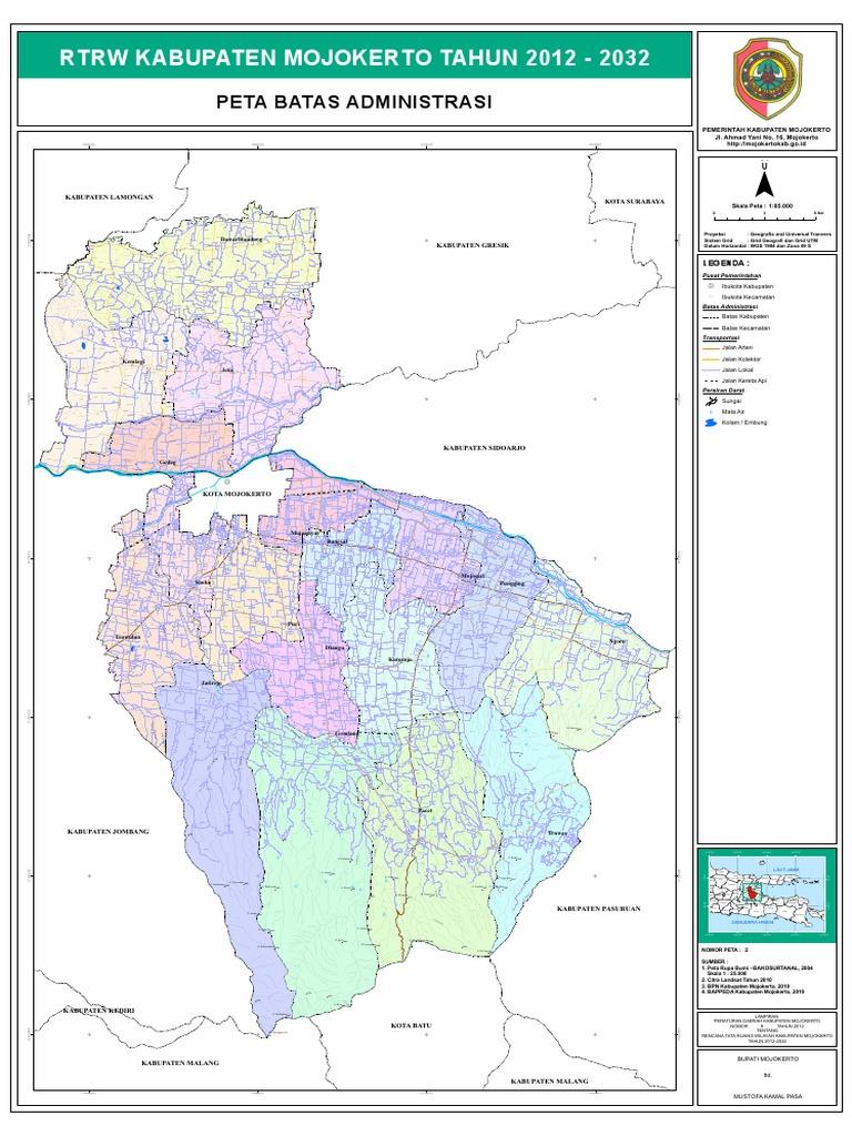 2 Peta Batas Administrasi
