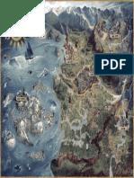 Witcher 3 Wild Hunt World Map