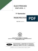 ITI Electrician NCVT Sem 1