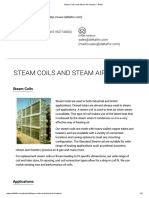 Steam Coils and Steam Air Heaters – Delta