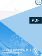 Delegate Handbook 2019