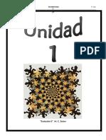 01 Unidad 1_ Proporcionalidad