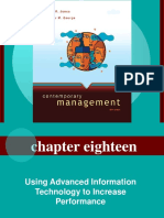 18 - Using Advanced Information Technology to Increase Performance.ppt
