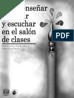 Como Enseñar a Hablar en El Salon de Clases Ccesa007