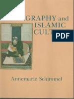 Calligraphy & Islamic Culture