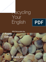 Kupdf.net Recycling Your English With Removable Key Fourth Edition Cambridge Education Cambridge Univers Samples