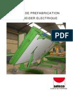 Schneider Electrique Moule de Prefabrication
