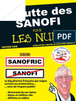 La Lutte Des Sanofi Pour Les Nuls Edition 2016