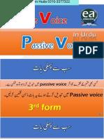 Active Voice Passive Voice in Urdu Ilovepdf Compressed